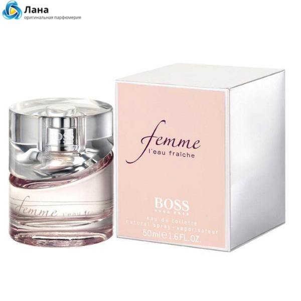 Hugo Boss Femme L`Eau Fraiche туалетная вода объем 30 мл (ОРИГИНАЛ)