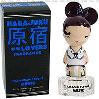 Harajuku Lovers Music туалетная вода объем 100 мл тестер (ОРИГИНАЛ)