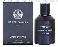 Herve Gambs Paris Ombre Sauvage парфюмированная вода объем 100 мл (ОРИГИНАЛ)