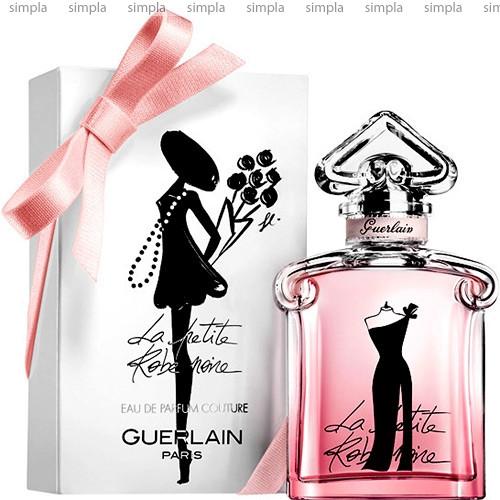Guerlain La Petite Robe Noire Couture парфюмированная вода объем 50 мл (ОРИГИНАЛ)