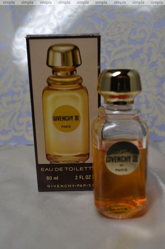 Givenchy III туалетная вода винтаж объем 240 мл (ОРИГИНАЛ)