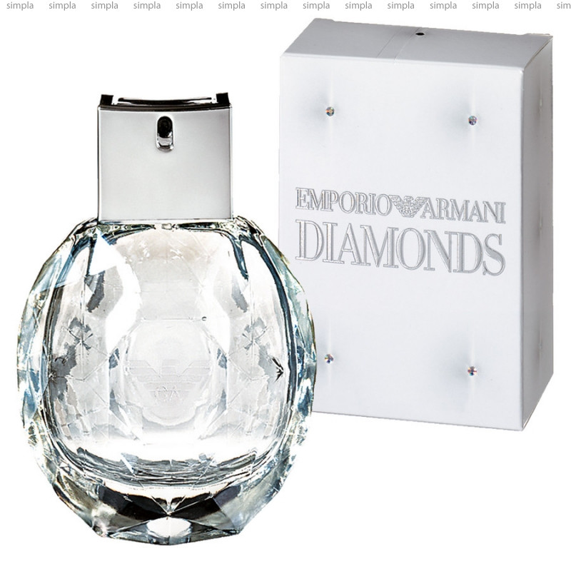 Giorgio Armani Emporio Diamonds туалетная вода объем 100 мл тестер (ОРИГИНАЛ)
