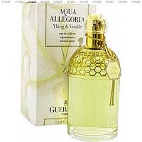 Guerlain Aqua Allegoria Ylang & Vanille туалетная вода объем 7,5 мл (ОРИГИНАЛ)