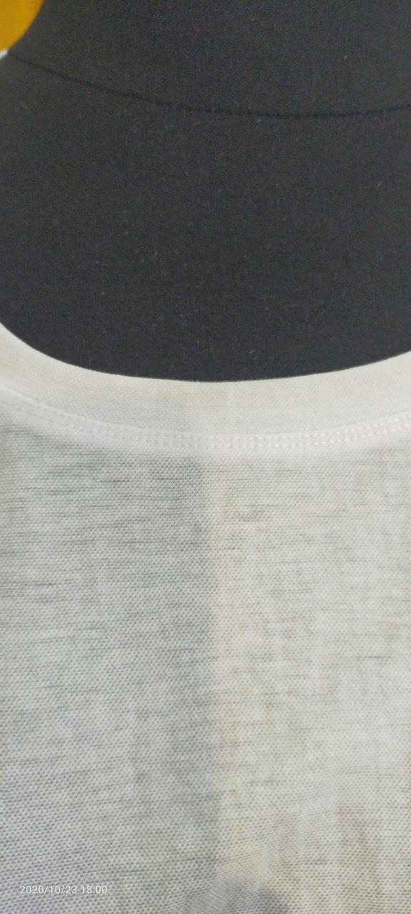 Белые футболки оверсайз - фото 3