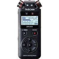 Рекордер Tascam DR-05X, фото 1