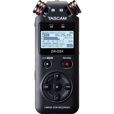 Рекордер Tascam DR-05X - фото 1