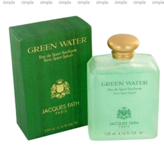 Jacques Fath Green Water туалетная вода объем 125 мл тестер (ОРИГИНАЛ)