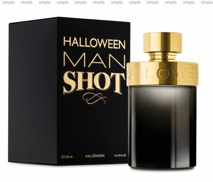 Jesus Del Pozo Halloween Man Shot туалетная вода объем 75 мл (ОРИГИНАЛ)