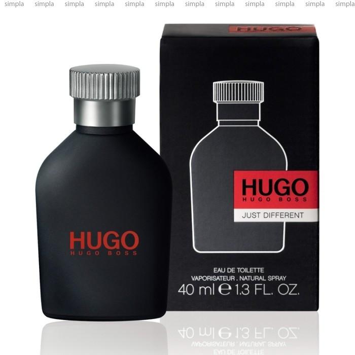 Hugo Boss Hugo Just Different туалетная вода объем 40 мл (ОРИГИНАЛ)