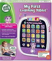 Обучающий игровой планшет для малышей Leap Frog