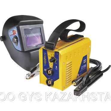Сварочный аппарат BUNDLE GYSMI 160P + MASQUE LCD TECHNO 9/13, фото 2