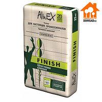 Клеевая шпатлевка AlinEX «FINISH», 25 кг