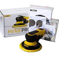 MIRKA PROS 650CV Пневматическая роторно-орбитальная шлифовальная машинка