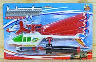 480 Вертолет взлет в ручную Helicopter Aeronep  33*21см