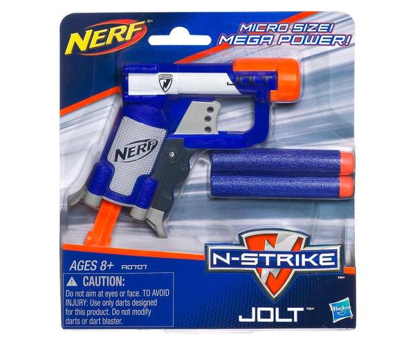 Nerf: Elite. Джолт