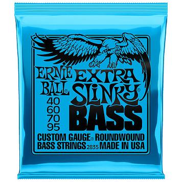 Струны для бас гитары  Ernie Ball Bass strings 2835