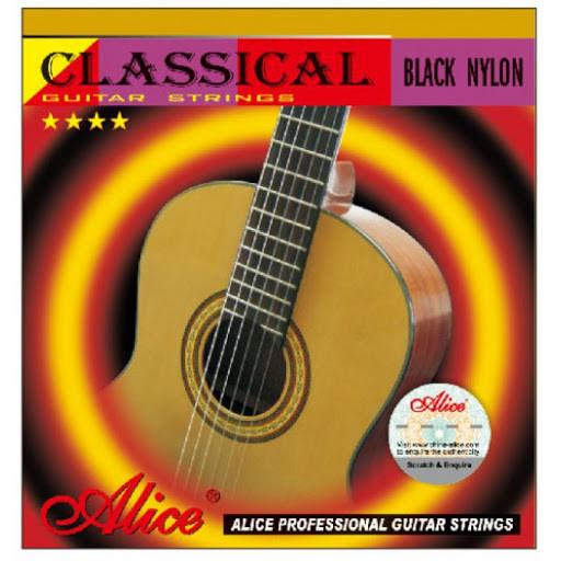 Струны для классической гитары Alice A107Bk