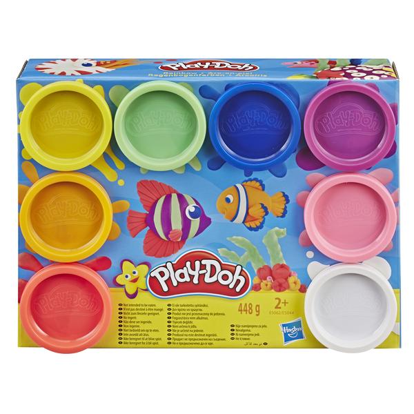 """Пластилин Игровой набор """"8 цветов"""" Play Doh"""