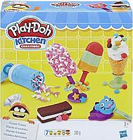 """Пластилин Игровой набор """"Создай любимое мороженое"""" Play Doh"""