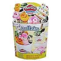 """Пластилин Игровой набор """"Взрыв цвета - мороженое"""" Play Doh, фото 1"""