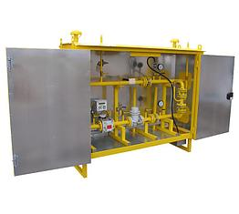 ШУУРГ-Ultramag G100Шкафной узел учета расхода газа с ЭО
