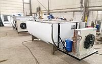 Молокоохладитель открытый горизонтального типа (нержавейка) 3000 литров