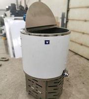 Молочный открытый охладитель (танкер) вертикальный нержавеющий 300 литров