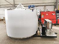 Система охлаждения молока (охладитель) открытая вертикальная 2000 литров