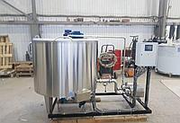 Аппарат пастеризации молока (ванна) из нержавеющей стали 400 литров