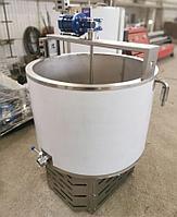 Установка пастеризационная для молока (нержавейка) 500 литров