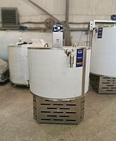 Стальная нержавеющая ванна - пастеризатор для молока 600 литров