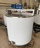 Пастеризатор молока промышленный от производителя 1200 литров