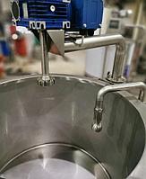 Промышленная сыроварня (сыроизготовитель) 200 литров