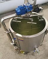 Сырная ванна для изготовления сыра (нержавейка) 500 литров