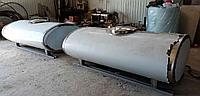 Молочный резервуар для перевозки молочных пищевых продуктов 1200 литров