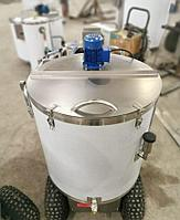 Такси молочное для приготовления и подачи смеси телятам 100 литров