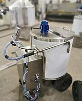 Кормоняня (молочное такси) для подачи кормовой смеси телятам 200 литров