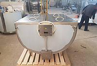 Аппарат для изготовления творога (творожная ванна) 1000 литров