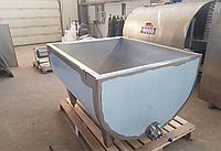Оборудование для производства творога (ванна) 1500 литров