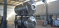 Термоизолированная емкость (форфас) под пиво или квас 2000 литров