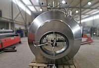 Горизонтальный резервуар форфас для хранения пива и кваса 8000 литров