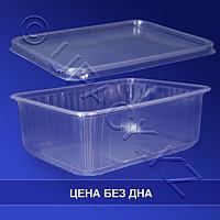 Kazakhstan Крышка прозрачная 18,6х13,6см к AL0104M PP