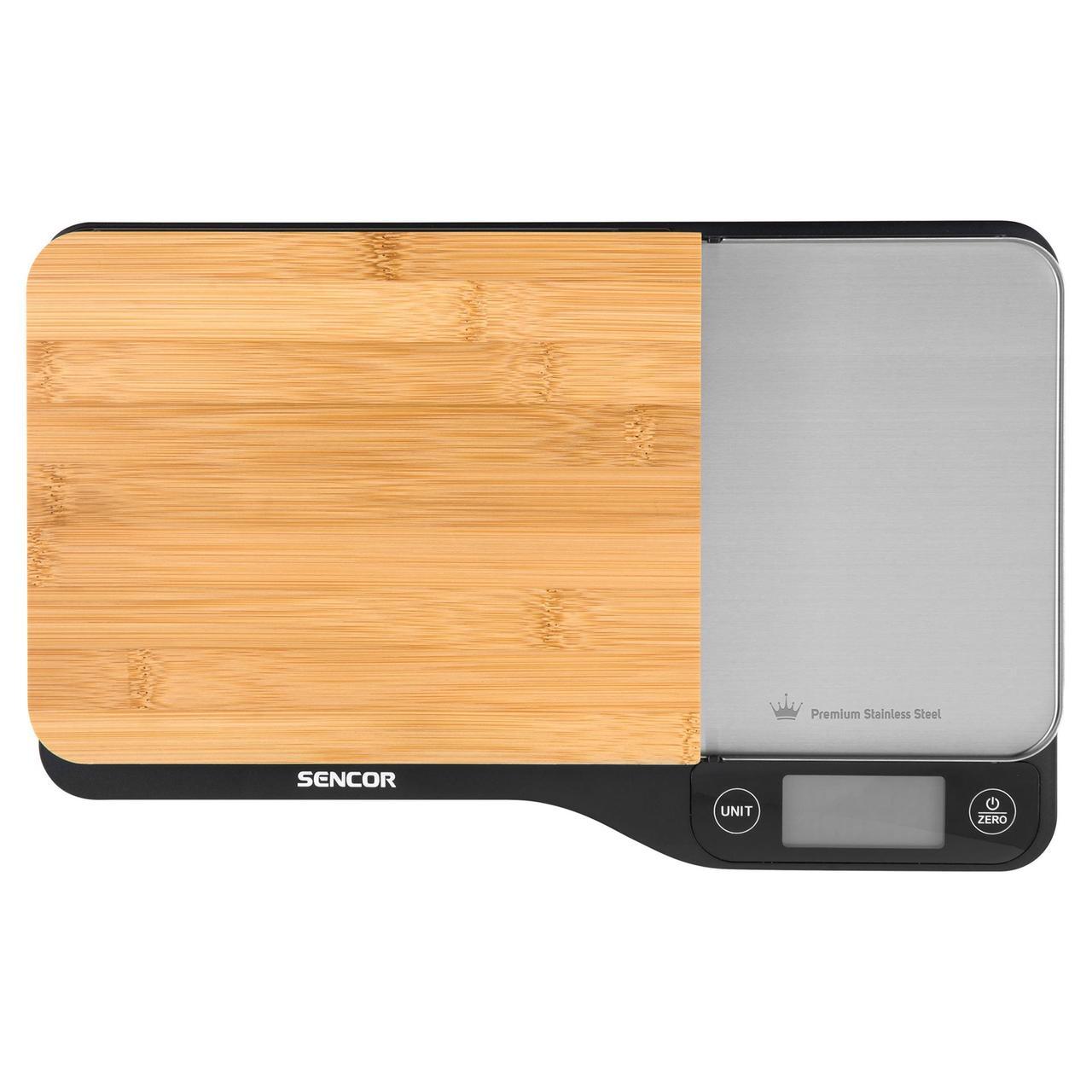 Весы кухонные Sencor SKS 6500BK