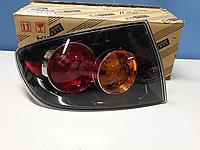 BN9A51180E Фонарь на крыло левый для Mazda 3 BK 2002-2009 Б/У