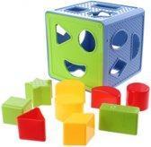 637 Кубик сортер Magical Form Cube 18*15см, фото 2