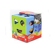 637 Кубик сортер Magical Form Cube 18*15см, фото 3