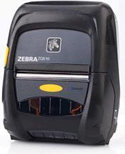Zebra ZQ51-AUN010E-00 Термопринтер этикеток мобильный ZQ510, Dual Radio: Bluetooth 3.0/WLAN