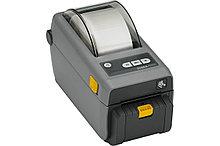 Zebra ZD41022-D0E000EZ Принтер этикеток ZD410, прямая печать, 203 dpi, USB, USB Host