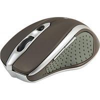 Мышь компьютерная беспроводная Defender Safari MM-675, USB, коричневый