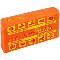 Пластилин 50г JOVI, оранжевый 7004 (комплект из 30 шт.)